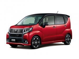 EVA коврики на Daihatsu Move VI 2012-2020