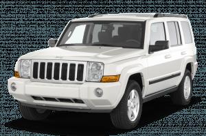 EVA коврики на Jeep Commander 2005 – 2010