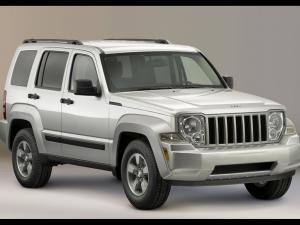 EVA коврики на Jeep Liberty (North America) II 2007-2012