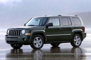 EVA коврики на Jeep Liberty (Patriot) 2006-2016