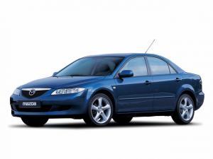 EVA коврики на Mazda 6 (GG) 2002 - 2008 (седан)