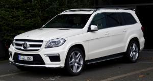 Mercedes-Benz GLS I (X166) 2016-2019