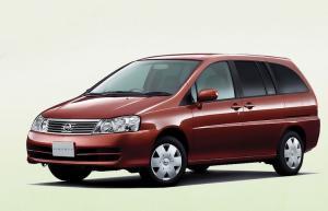 EVA коврики на Nissan Liberty 1998- 2004 (правый руль)