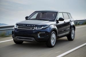 EVA коврики на Range Rover Evoque (рестаил) 2015 - 2018