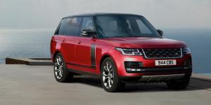 EVA коврики на Range Rover IV (рестаил) 2017-2020