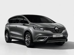 EVA коврики на Renault Espace V 2015-2019
