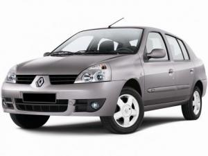 EVA коврики на Renault Symbol 1999 - 2008 (седан)