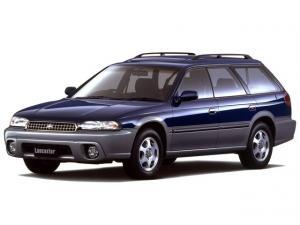 EVA коврики на Subaru Legacy II 1993-1999