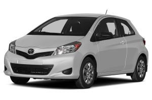 EVA коврики на Toyota Yaris III 2013 - 2020