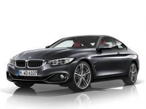 EVA коврики на BMW 4 (F32)  2013 - наст. время
