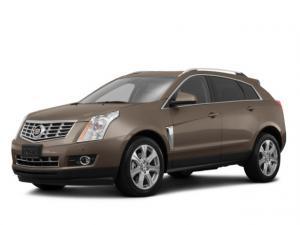 EVA коврики на Cadillac SRX II 2010 - наст. время