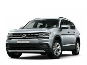 EVA коврики на Volkswagen Teramont (6 мест) 2017 - н.в
