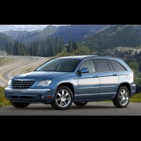 Chrysler Pacifica (CS) 2003 – 2008 (6 мест 4WD) 3 ряда