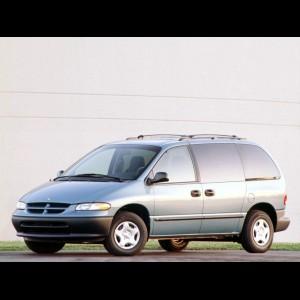Dodge Caravan III  1995 - 2000 (3 ряда)