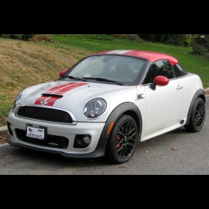 Mini Coupe Cooper R56