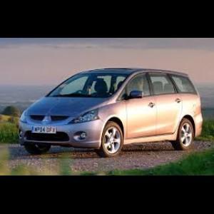 Mitsubishi Grandis 2003 - 2011 - 7 мест