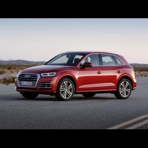 Коврик Audi Q5 2017 - 2018