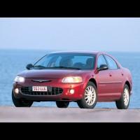 Chrysler Sebring II (Volga Siber) 2000 - 2008
