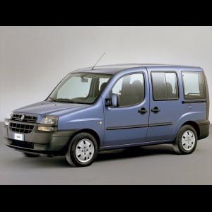 Fiat Doblo. 2001 - 2005. 5 мест