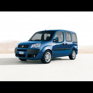 Fiat Doblo l. 2005 - 2015. 5 мест