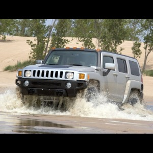 Hummer H3 2005 - 2010