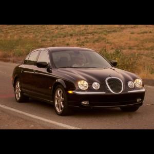 Jaguar S-Type 2001 - 2009