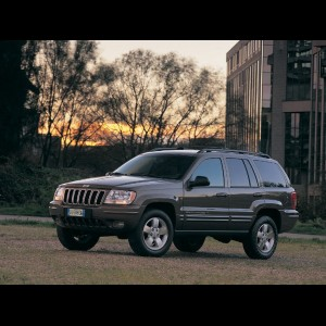 Jeep Grand Cherokee II 1999 - 2004