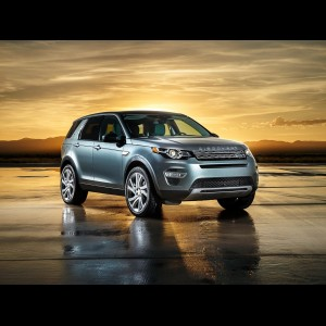 Land Rover Discovery Sport 2014 - 2018