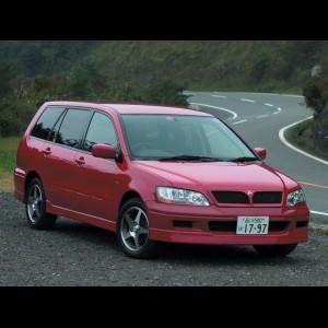 Mitsubishi Lancer Cedia 2000-2003. Правый руль