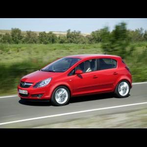 Opel Corsa D 2006 - 2014