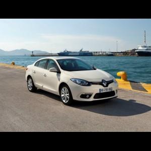 Renault Fluence 2009 - 2017