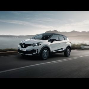 Renault Kaptur 2016 - 2018