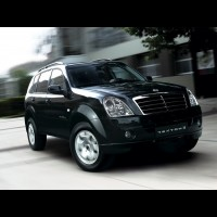 Ssang Yong Rexton I, II 2002 - 2012