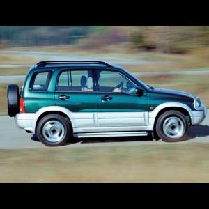 SuzukiGrand VitaraII 1997 - 2001. 5-и дверный