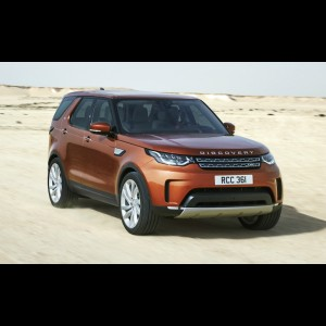 Land Rover Discovery V 2017 - 2018