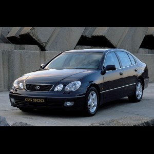 Lexus GS II 1997 – 2004